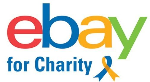 Give as you live: Raise funds when you shop at eBay.