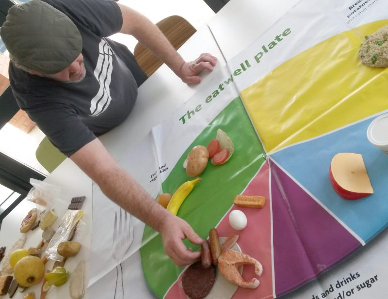 Workshops show benefits of eating well